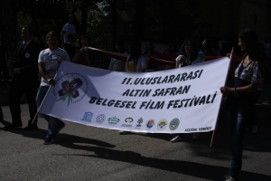 11. ULUSLARLARASI ALTIN SAFRAN FİLM FESTİVALİ