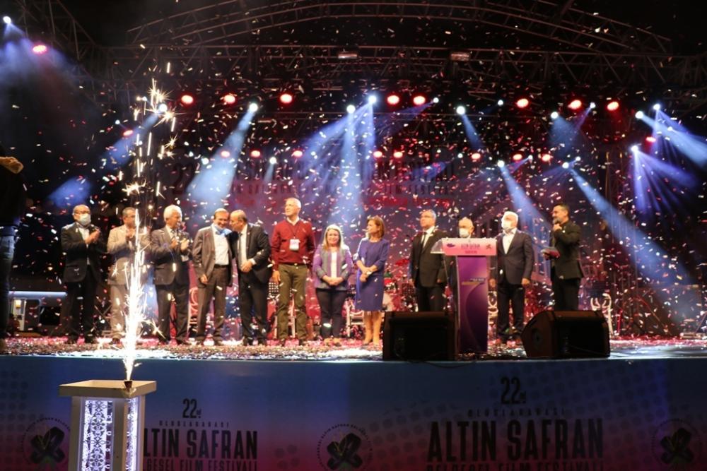 22. Uluslararası Altın Safran Belgesel Film Festivali Başladı